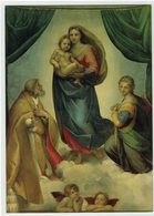 Raffael, Die Sixtinische Madonna - Religion &  Esoterik