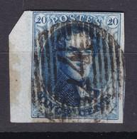 N° 11 A Margé BDF  ( Pli Dans Le BDF ) - 1858-1862 Medallions (9/12)