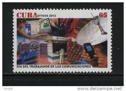 Cuba 2012 MNH Communications - Cuba