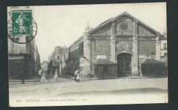 Poitiers - Le Marché Saint Hilaire   Zbe72 - Poitiers