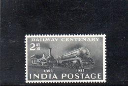 INDE 1953 ** - 1950-59 République