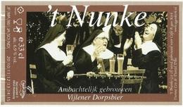 Etiket België 0455 - Beer