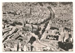 Nimes -  Casernes - Vue Aerienne -  CPSM° - Nîmes