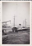 Foto Hafen In La Rochelle - Frankreich - Ca. 1940 - 8*5,5cm (35701) - Orte