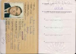 Passeport Royaume De Belgique - Oude Documenten