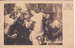 FRASEB DEL PIOMBO. MARTIRIO DI S AGATA. FIRENZE. GALLEERIA UFFIZI. BRUNER & CO. CIRCA 1900's- BLEUP - Malerei & Gemälde