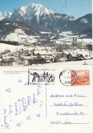 OÖ - Spital Am Phyrn Mit Gr. Pyhrgas - Gelaufen1992 - Spital Am Phyrn