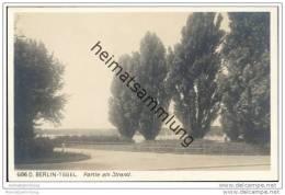 Berlin-Tegel - Ausblick Auf Den See - Foto-AK 40er Jahre - Tegel