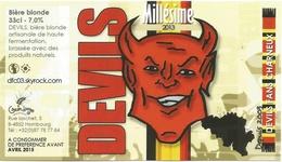 Etiket België 0520 - Beer