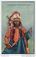 Canada - Horse Chief Of The Ponca Indians - Häuptling Der Ponca Indianer - Altri