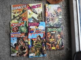 """Lot De 8 BD """"pocket"""" Guerre 1940-1945 - Bücher, Zeitschriften, Comics"""