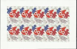 SI 2013-ZZ69 RED CROSS, SLOVENIA, MS Selbstick, MNH - Slowenien