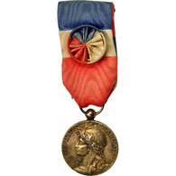 France, Commerce-Travail-Industrie, Médaille, Très Bon état, Larochette - Army & War