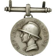 France, Ministère De L'Intérieur, Actes De Dévouement, Médaille, Très Bon - Army & War