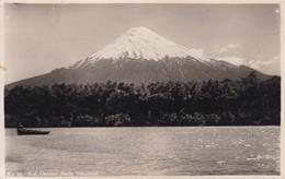 VOLCAN OSORNO DESDE PETROHUE. CHILE. CIRCA 1950's- BLEUP - Chili