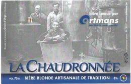 Etiket België 0529 - Beer