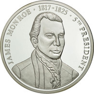 United States Of America, Médaille, Les Présidents Des Etats-Unis, J. Monroe - Etats-Unis
