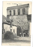 GIMEL - L'Eglise - France