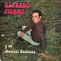 LP Argentino De Alfredo Pitaro Año 1976 - World Music
