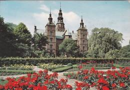 COPENHAGEN. ROSENBORG PALACE. TOP CARD FROM GRONLUND PUBLISHERS. VOYAGE. CIRCA 1990's- BLEUP - Denemarken