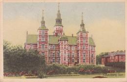 KOBENHAVN. ROSENBORG SLOT. CIRCA 1930's- BLEUP - Denemarken