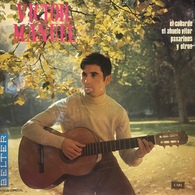LP Argentino De Víctor Manuel Año 1970 - Vinyl-Schallplatten