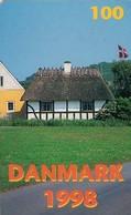 TARJETA TELEFONICA DE DINAMARCA. TDD009, Country House (035) - Dinamarca