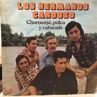 LP Argentino De Los Hermanos Cardozo Año 1976 - World Music