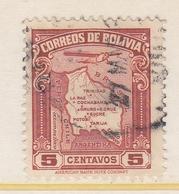 Bolivia  C 42   (o) - Bolivia