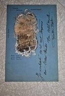 Rare Carte Postale Baromètre 1901 - Cartes Postales