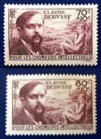 FRANCE 1939 - 1940, N° 437 - 462 * Neufs Avec Charniere - France
