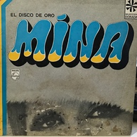 LP Argentino Y Recopilatorio De Mina Año 1968 - Vinyl-Schallplatten