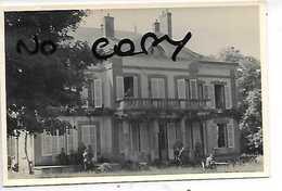 45 COURTENAY  CHATEAU STE ANNE  SOLDATS ALLEMANDS 1940 / 1944 - Courtenay