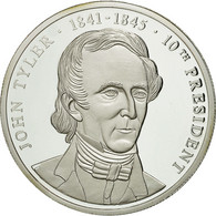 United States Of America, Médaille, Les Présidents Des Etats-Unis, J. Tyler - USA