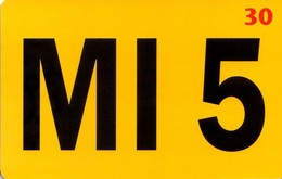 TARJETA TELEFONICA DE DINAMARCA. TDD018, MI5 (056) - Dinamarca