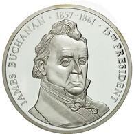 United States Of America, Médaille, Les Présidents Des Etats-Unis, J. - Etats-Unis