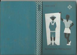 Suisse, Almanach Pestalozzi 1959 345 Pages (1909-1959) - Livres, BD, Revues