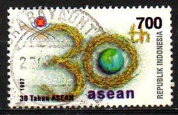INDONESIE. N°1532 Oblitéré De 1997. ASEAN. - Indonesia