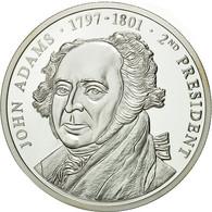 United States Of America, Médaille, Les Présidents Des Etats-Unis, John Adams - USA