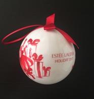 Boule De Noël Perfume Christmas Bauble ESTEE LAUDER * NOEL XMAS 2017 *** 1 EX - Modern (from 1961)