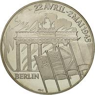 France, Médaille, Seconde Guerre Mondiale, Berlin, 1945, SPL+, Copper-nickel - France