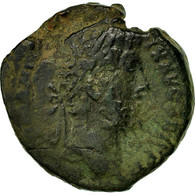 Monnaie, Commode, As, Roma, TB, Bronze, RIC:571 - 3. The Anthonines (96 AD To 192 AD)