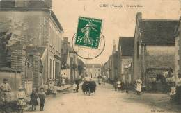 Dep - 89 - CHEU Grande Rue - Altri Comuni