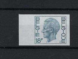 N°1586ND (genummerd 778) MNH ** POSTFRIS ZONDER SCHARNIER COB € 31,25 SUPERBE - Imperforates