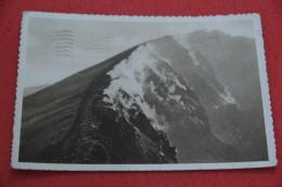 Etna Catania Il Cratere Centrale 1940 Ed. Manara - Italia