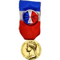 France, Médaille D'honneur Du Travail, Médaille, 1999, Non Circulé, Borrel - Army & War