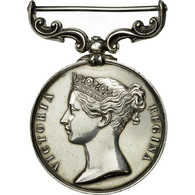 United Kingdom , Médaille, Victoria Regina, Baltique, Guerre De Crimée - United Kingdom