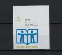 N°1618ND (genummerd 653) MNH ** POSTFRIS ZONDER SCHARNIER COB € 10,00 SUPERBE - Belgique