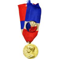 France, Ministère Des Affaires Sociales, Médaille, 1970, Très Bon état - Army & War