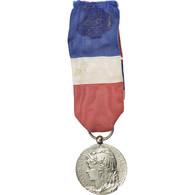 France, Médaille D'honneur Du Travail, Médaille, 1983, Très Bon état - Army & War